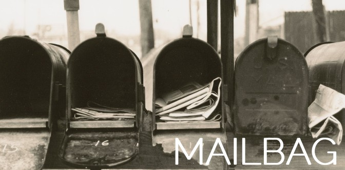 July Mailbag with Larry Norsworthy