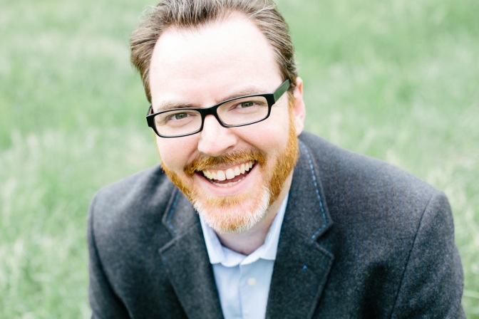 Mike McHargue: Finding God in the Waves