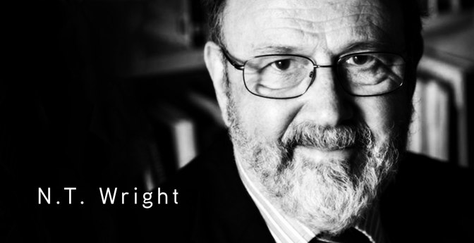 N.T. Wright: The Day the Revolution Began