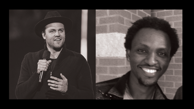 Joel Houston and Ramjaane Niyoyita: Refugee Crisis Part 2