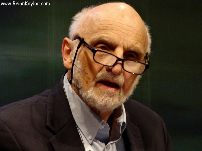 Walter Brueggemann: Rebuilding the Foundations